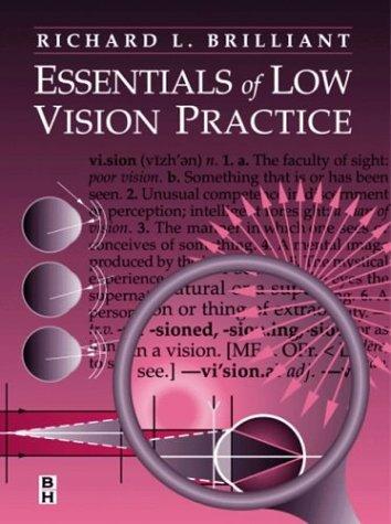 9780750693073: Essentials of Low Vision Practice