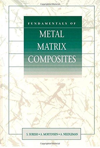 9780750693219: Fundamentals of Metal-Matrix Composites