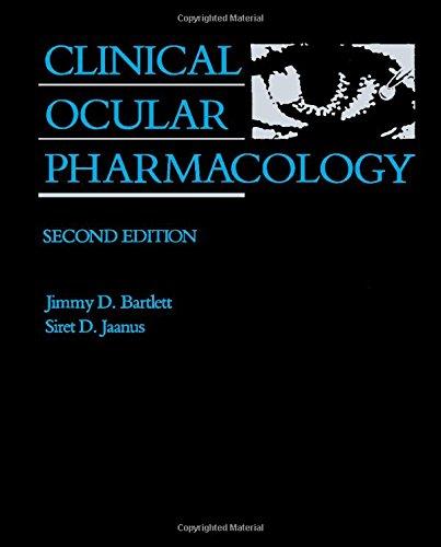 9780750693226: Clinical Ocular Pharmacology