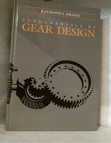9780750694025: Fundamentals of Gear Design