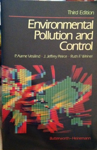 9780750694544: Environmental Pollution and Control