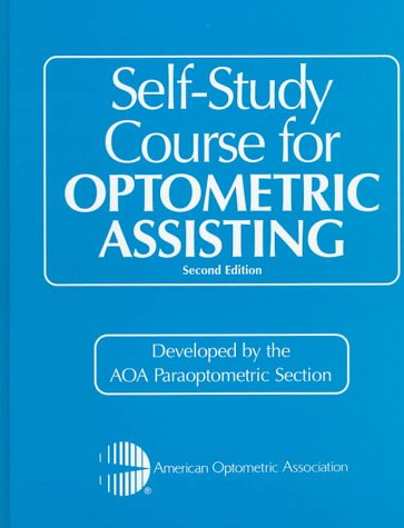 9780750694735: Self Study Course for Optometric Assisting