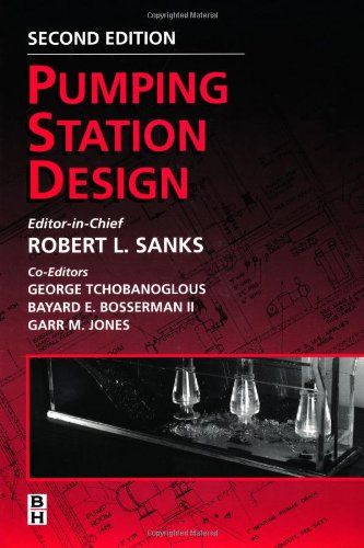 9780750694834: Pumping Station Design, Second Edition