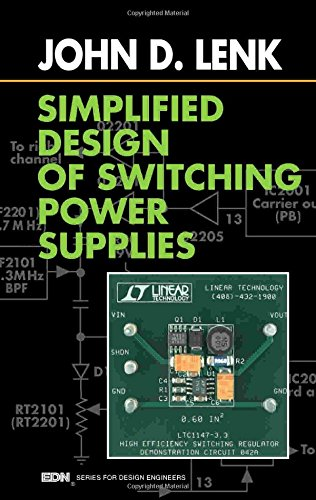9780750695077: Simplified Design of Switching Power Supplies (Edn Series for Design Engineers)