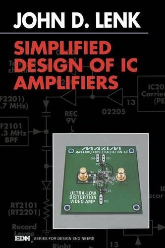 9780750695084: Simplified Design of IC Amplifiers (EDN Series for Design Engineers)