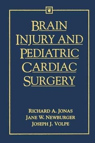 9780750695671: Brain Injury and Pediatric Cardiac Surgery