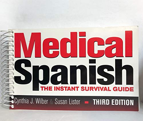 9780750695978: Medical Spanish: The Instant Survival Guide
