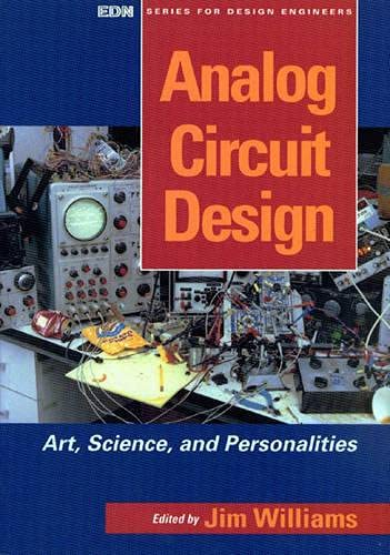 9780750696401: Analog Circuit Design: Art, Science and Personalities