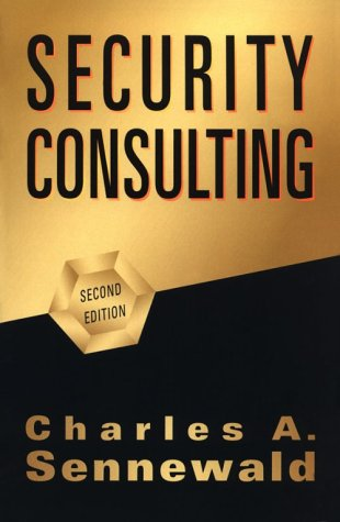 9780750696432: Security Consulting, Second Edition