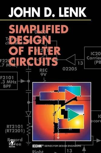 9780750696555: Simplified Design of Filter Circuits (EDN Series for Design Engineers)