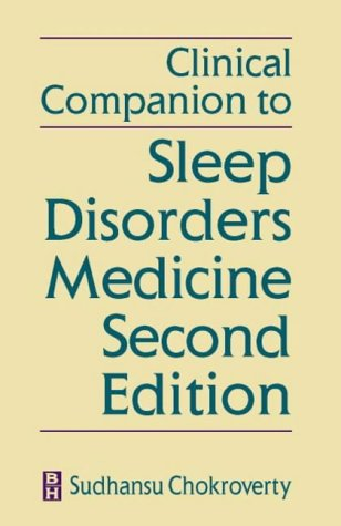 9780750696876: Clinical Companion to Sleep Disorders Medicine: Basic Science, Technical Considerations and Clinical Aspects: Companion Handbook to 2r.e