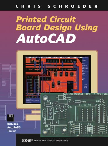 9780750698344: Printed Circuit Board Design: Using Autocad