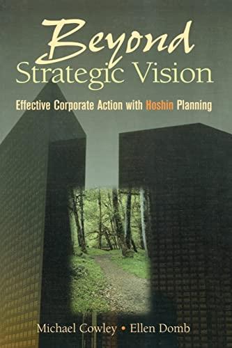 9780750698436: Beyond Strategic Vision