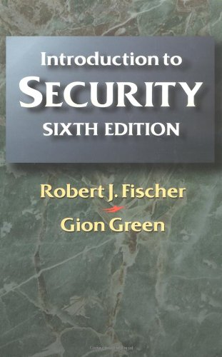 9780750698603: Introduction to Security, Sixth Edition