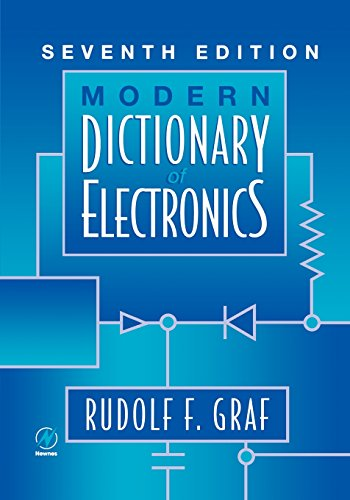 9780750698665: Modern Dictionary of Electronics, Seventh Edition