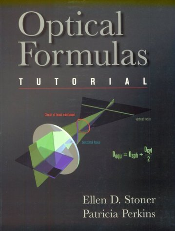 9780750699136: Optical Formulas Tutorial, 1e