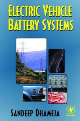 9780750699167: Electric Vehicle Battery Systems