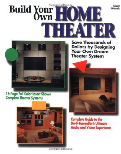 9780750699426: Build Your Own Home Theater