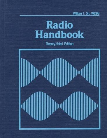 9780750699471: Radio Handbook, Twenty Third Edition