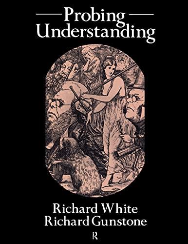 9780750700481: Probing Understanding