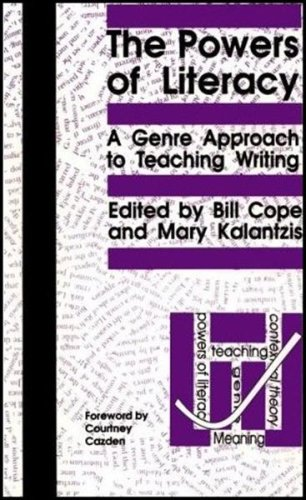 9780750702270: Powers of Literacy: Genre Approach to Teaching Writing (Critical Perspectives on Literacy & Education)