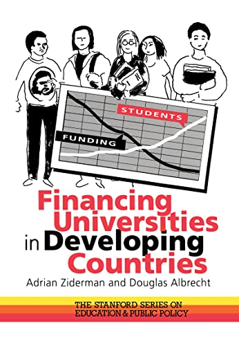 9780750703529: Financing Universities In Developing Countries (The Stanford Series on Education and Public Policy, 16)