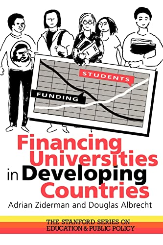 9780750703536: Financing Universities In Developing Countries (The Stanford Series on Education and Public Policy, 16)