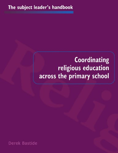 9780750706131: Coordinating Religious Education Across the Primary School (Subject Leaders' Handbooks)