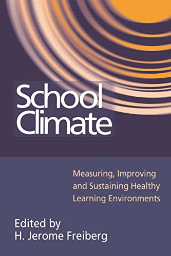 9780750706421: School Climate: Measuring, Improving and Sustaining Healthy Learning Environments