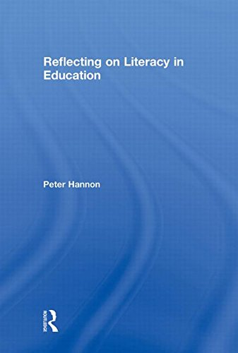 9780750708326: Reflecting on Literacy in Education (Master Classes in Education Series)