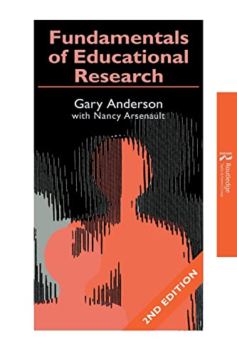 9780750708579: Fundamentals of Educational Research (Teachers' Library)