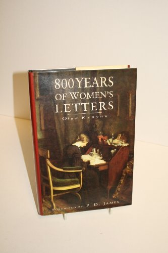 9780750900355: 800 Years of Women's Letters