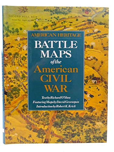 9780750904773: Battle Maps of the American Civil War