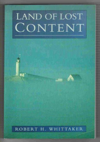 Land of Lost Content: The Piscataqua River: Whittaker, Robert H.