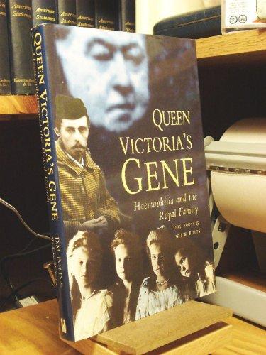 9780750908689: Queen Victoria's Gene (History)