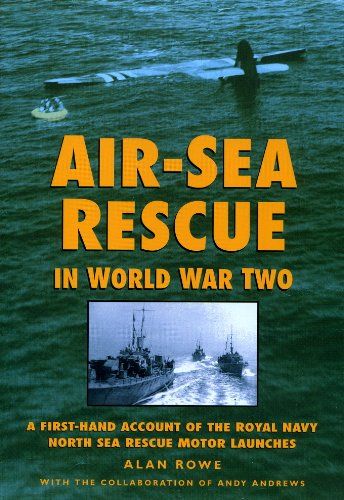 9780750909112: Air-Sea Rescue in World War Two: Story of the Royal Navy Rescue Motor Launches (Aviation)