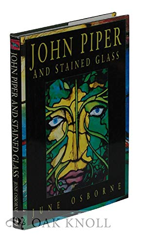 9780750910880: John Piper and Stained Glass