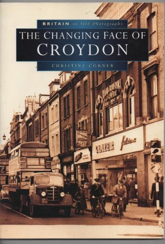 9780750915458: Croydon, Purley and Shirley in Old Photographs (Britain in Old Photographs)