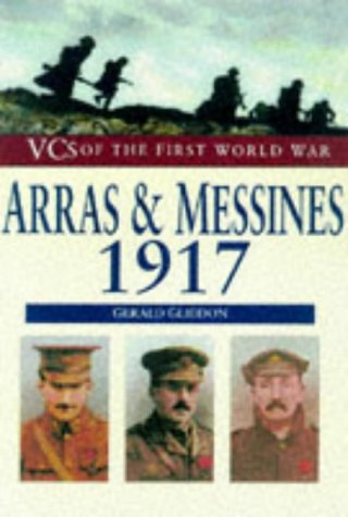 Arras and Messines, 1917: Gliddon, Gerald