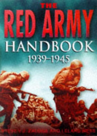 9780750917407: The Red Army Handbook 1939-1945