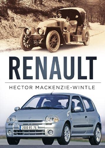 9780750919241: Renault (Sutton's Photographic History of Transport)