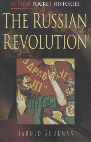 The Russian Revolution (Pocket Histories): Shukman, Harold