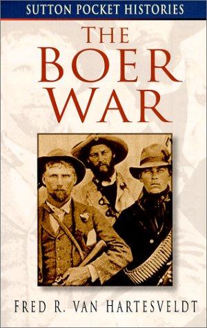 9780750922487: The Boer War (Sutton Pocket Histories)