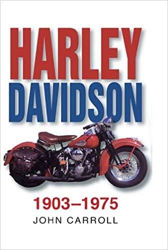 9780750923422: Harley-davison 1903-1968