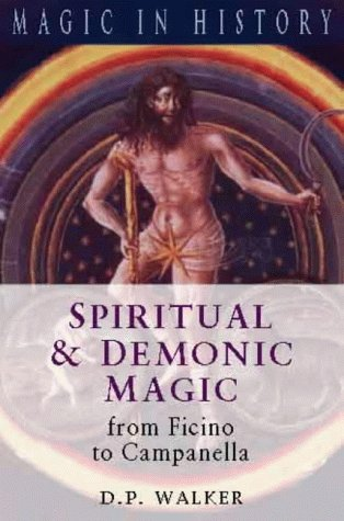 9780750923729: Spiritual and Demonic Magic: From Ficino to Campanella