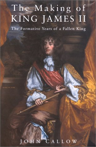 9780750923989: The Making of King James II