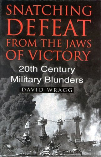 Snatching Defeat from the Jaws of Victory: David Wragg