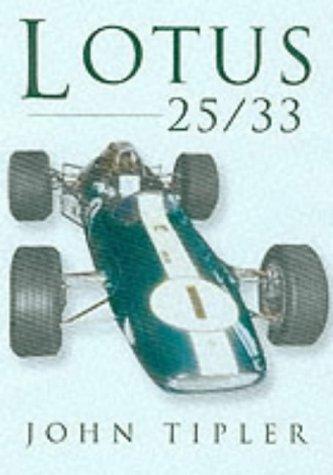 9780750925945: Lotus 25/33