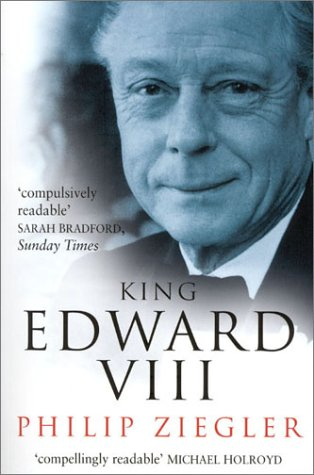 9780750927475: King Edward VIII: The Official Biography