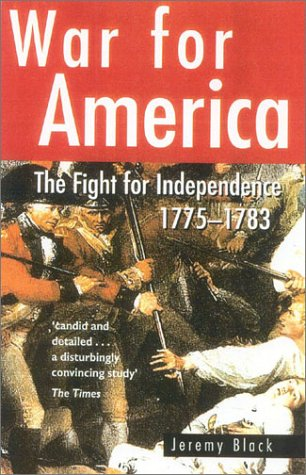 9780750928083: War for America: The Fight for Independence 1775-1783 (Illustrated History Paperbacks)